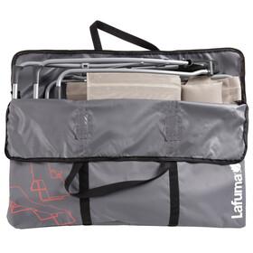 Lafuma Mobilier Relax XL - Transat + Sunside gris